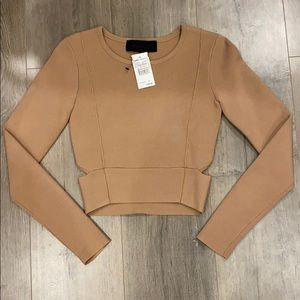 NWT Kendall + Kylie top